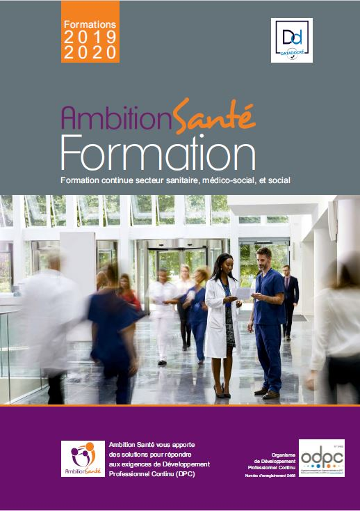 Catalogue Ambition Sante 2019-2020